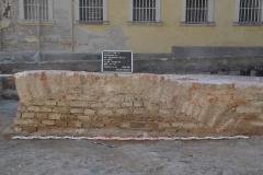 """Neuzeitliche Mauerreste """"Am Neudeck"""""""