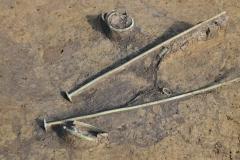 Bronzezeitliche Gewandnadeln